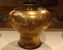 Japanese Urn (RockN) Tags: japanese art urn peabodyessexmuseum june2017 salem massachusetts newengland
