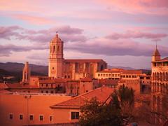 Catedral de Girona (tgrauros) Tags: girona catedraldegirona esglésiacristianacatòlicadesantamariadegirona catalunya catalonia cataluña catalogne
