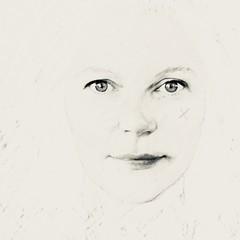 jb (bornschein) Tags: drawing blackandwhite portrait illustration me face