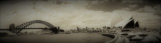 Sydney Harbour  Icons IR