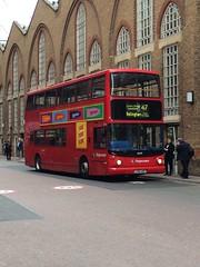 Stagecoach London's LX06 AHF (West Scotland Transport) Tags: alx400 alexander dennistrident stagecoachgroup bellingham 47 18499 ahf lx06 lx06ahf liverpoolstreet transportforlondon tfl bus decker double londonbus trident dennis stagecoachbus stagecoachuk stagecoachlondon stagecoach london