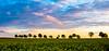 Sonnenuntergang (carsten.plagge) Tags: himmel kaiserpfalz mai raps sky werla werlaburgdorf blauwolken blue green grün niedersachsen deutschland de