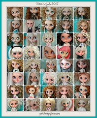 2017 (Petite Apple) Tags: blythe petiteapple dolls customdolls customblythe middieblythe petiteblythe neoblythe