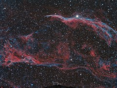 NGC6960 (Uwe Kamin Photography) Tags: ciel ic ngc espace nuit nocturne astronomy astronomie