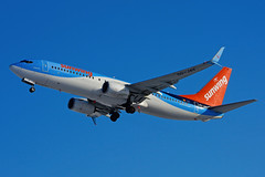OO-JAV (Sunwing Airlines - TUIfly) (Steelhead 2010) Tags: sunwingairlines tuifly ooreg oojav boeing b737 b737800 yhm