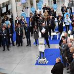 Inauguration centre Visio SUEZ