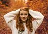 Mrs.Autumn (jimisolek) Tags: beautiful beauty autumn girl woman poland portrait polish portret