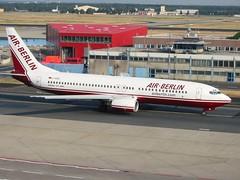 D-ABBL Air Berlin Boeing 737-85F (geoffieb) Tags: frankfurt eddf boeing boeing737ng boeing737800 airberlin dabbl ber ab