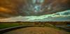 Independence Day: Strike Three. (Alex-de-Haas) Tags: oogvoornoordholland 11mm d750 diepsmeerpark dutch hdr holland irix nederland nederlands netherlands nikon noordholland westfrisia westfriesland autumn beautiful beauty boerenland clouds ditch farmland herfst highdynamicrange landscape landschap lucht mooi nature natuur outdoor outdoors polder schoonheid sky sloot sundown sunset water wolken zonsondergang