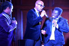 DSC_7015 Black British Entertainment Awards BBE Dec 2017 at Porchester Hall London with Jean Gasho Co Founder of BBE Rodney Earl Clarke Host and Brilliant Baritone Singer with Vocalist Kofi Nino Ghanaian Opera Singer (photographer695) Tags: black british entertainment awards bbe dec 2017 porchester hall london with jean gasho co founder rodney earl clarke host brilliant baritone singer vocalist kofi nino ghanaian opera