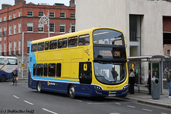 SG370 - Rt29A - BeresfordPlace - 231217 (dublinbusstuff) Tags: dublin bus dublinbus busaras route29a sg370 wrightgemini volvob5tl baldoyle donaghmede raheny clontarfdepot