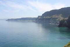 IMG_3753 (avsfan1321) Tags: ireland northernireland unitedkingdom uk countyantrim ballycastle carrickarede carrickarederopebridge nationaltrust landscape green blue ocean atlanticocean
