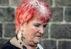 28/7 2007. (photoola) Tags: street woman photoola stockholm sweden hair