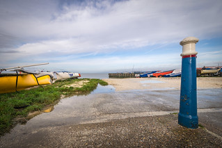 Whitstable (in front of the RNLI building)