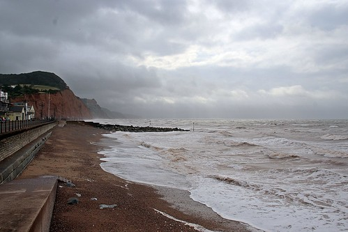 Sea Front - Sidmouth, Devon - July 2017 - 01