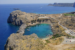 Ayios Pavlos Harbour (- Ozymandias -) Tags: lindos egeo greece gr rhodes acropolis dodecanese rodos greek hellas mediterranean europe europa ρόδοσ ελλάδα ελλάσ ελληνικήδημοκρατία μεσόγειοσ ευρώπη αιγαίοπέλαγοσ λύκιοπέλαγοσ περιφέρειανοτίουαιγαίου ελληνιστική κλασική ελληνιστικήεποχή κλασικήεποχή ροδιακή rhodian island έλληνασ ελληνική λίνδοσ rhodos griechenland griechische νησί grèce grec île isle insel dodécanèse dodekanes ägäis ägäischemeer αἰγαιοσπόντοσ αἰγαιονπέλαγοσ αἰγαιοσ mareaegaeum aegaeummare aegaeum egedenizi aegean aegeansea δωδεκάνησα dodecaneso onikiada merégée antikesgriechenland antiquité époquehellénistique hellénistique époqueclassique classique grèceantique grèceclassique klassischerzeit hellenistischerzeit hellenistische hellenismus ελληνισμόσ
