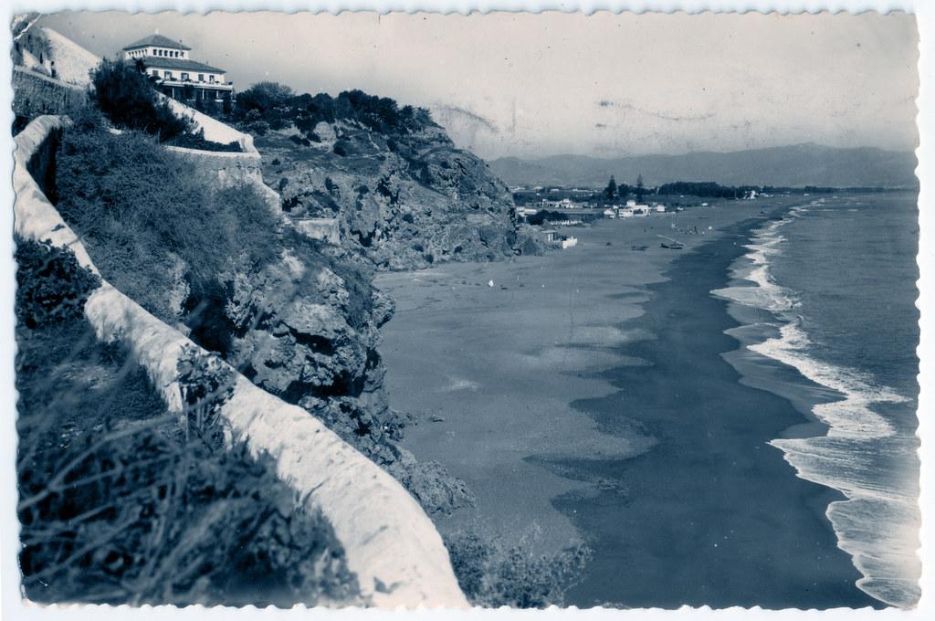 58dcfff13ea Torremolinos (Malaga) - Playas de la Roca Prior to 1955. And Elvis Presley