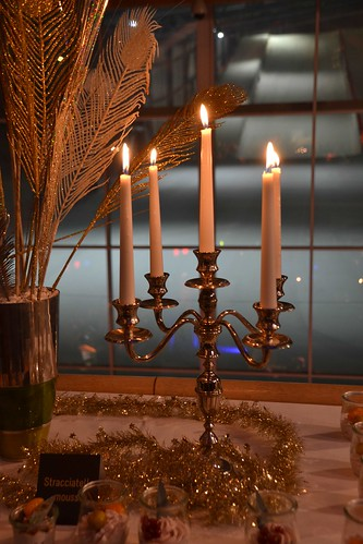 New years evening in Wittenburg