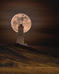 Lighthouse (vaibhav.pandeys) Tags: goneoutdoors nightscape landscape moonshots astrophotography iceland nature travel nikon longexposure lighthouse nightshots nightphotography moon
