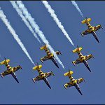 Baltic Bees Jet Team, L-39 Albatros thumbnail