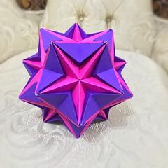 Kusudama (zeres_m@hotmail.com) Tags: kusudama origami paper