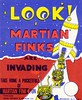 LOOK! Martian Finks (grooveisintheart) Tags: vendingmachinecards vintagetoys novelty gumballmachine vintageephemera