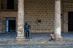Cuba (Hemo Kerem) Tags: cuba havana oldhavana street travel vacation people portrait canonfd24mmf28 canonfd manualfocus mf canon fd sony sonynex6 nex