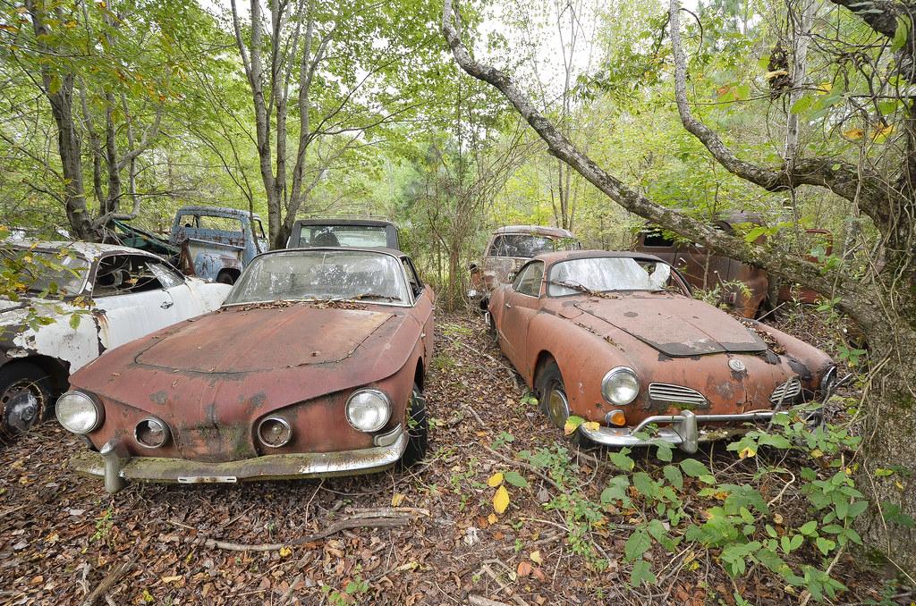The World 39 S Best Photos Of Junkyard And Volkswagen