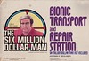 Bionic Transport and Repair Station (WEBmikey) Tags: sixmilliondollarman smdm bionic kenner