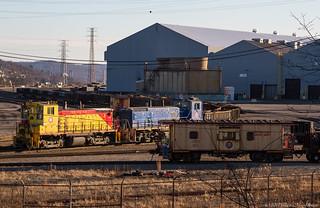 URR 6-24 at Irvin Works Dravosburg, PA 12-20-2017.