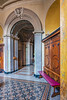 Understated Entry to the Church (ken mccown) Tags: rome roma italy architecture bernini