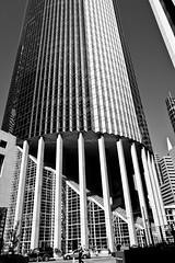 One Building (k4eyv) Tags: architecture building officebuilding sanfrancisco california blackandwhite leica leicaq