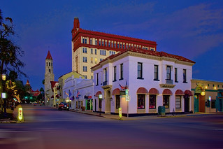 City of St. Augustine, St. Johns County, Florida, USA