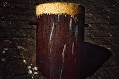 Rusty... (hobbit68) Tags: rost rostig stein metall gelb