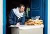 Bread? (GavinZ) Tags: northafrica tunis tunisia medina travel food shop bread street people