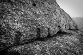 Foggin Tor Quarry Granite