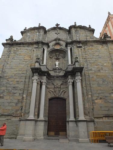 Iglesia de San Mateo - Portada