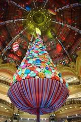 Lafayette (itsclara13) Tags: paris france galeries lafayette christmas navidad noel
