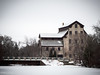 Old Flour Mill (Mark.W.E) Tags: 2017 canon canong10 cedarburg december rural town usa unitedstates wi winter wisconsin