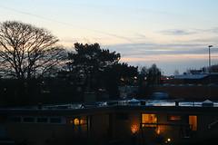 Vintersolhverv - tidlig morgen