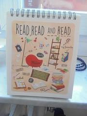 read, read and read (en-ri) Tags: calendario calendar verde rosso rosa bianco sony sonysti