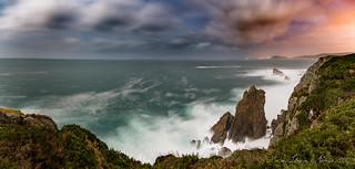 Costa Artabra desde Cabo Prior