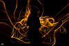 The arrival of the real fiber (Frodo DKL) Tags: light painting lightpainting lp lightgraff children darklight dkl lightart art artist frodoalvarez herramientas hlp paradise patrydiez fuego fire longexposure long exposure larga exposición largaexposición azul fibra óptica fiber optic silueta silhouette