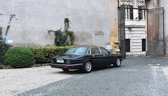 Daimler (Skellig2008) Tags: daimler rome italy vintage motorcar