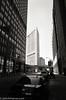 Prison (johnlishamer.com) Tags: 2017 35mm ilforddelta400 lishamer nikonfa slr theloop chicagoil film johnlishamercom morninglight shadows skysckraper spring sunshine urban
