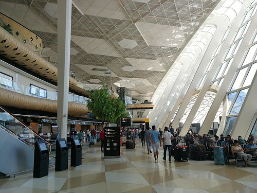 Heydar Aliyev International Airport, Baku