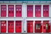 12 Red Portals (FotoGrazio) Tags: 12 chinatown iligancity macristinafalls philippines red singapore waynegrazio waynesgrazio architectural architecture building composition design fotograzio geometric geometry home magenta pillars portal portals rectangles squares symmetry twelve window windows
