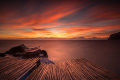 High-and-Dry (Pureo) Tags: canon canon6d clouds coast dusk exposure goldenhour golden island longexposure le landscape leefilters littlestopper madeira portugal seascape sea sky sunset silky water waterscape bamboo