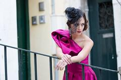 Cristiana Carreira (Hugo Miguel Peralta) Tags: vintage nikon d7000 niko 80200 28 lisboa portugal retrato portrait fashion moda street rua lisbon