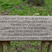 Oak tree sign